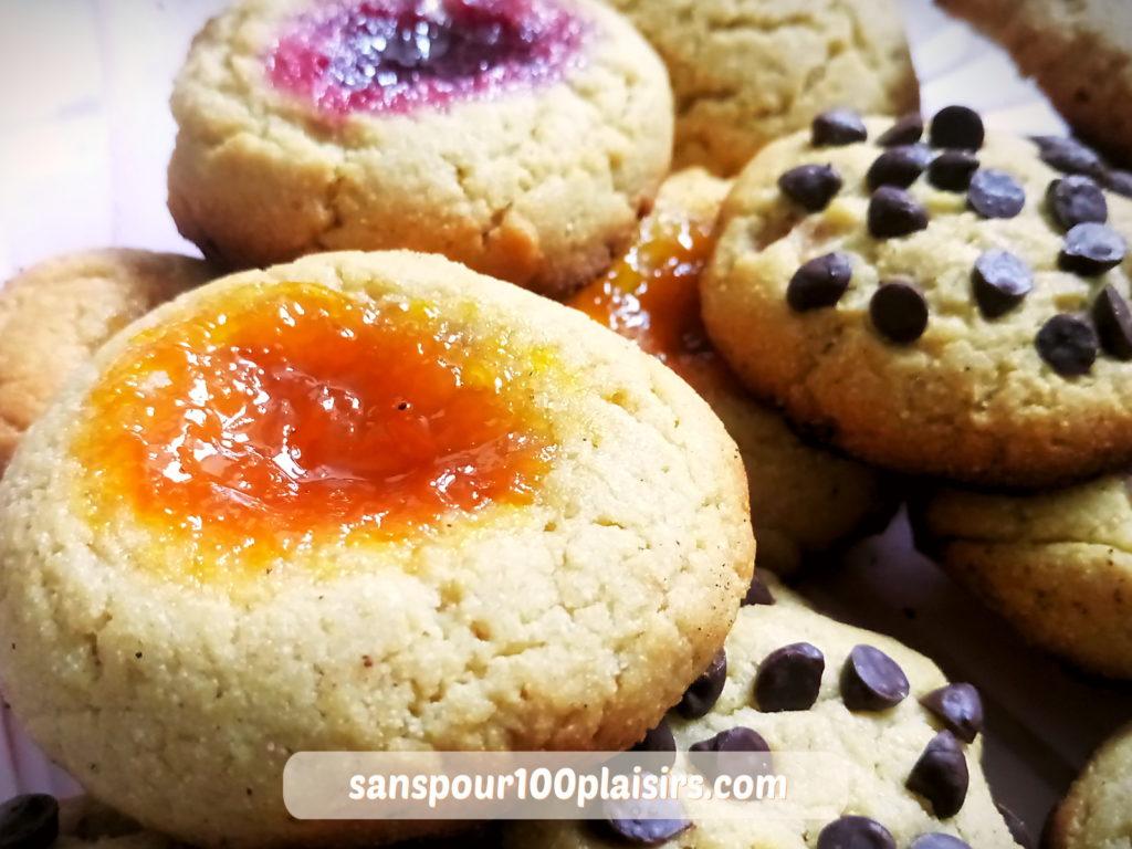 biscuits à l'amarante, sans gluten, sans lactose, sanspour100plaisirs.com
